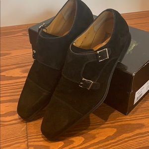 Magnanni-for Neiman Marcus Men's Shoes size 9